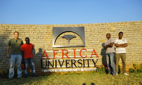 C Hall at Africa University